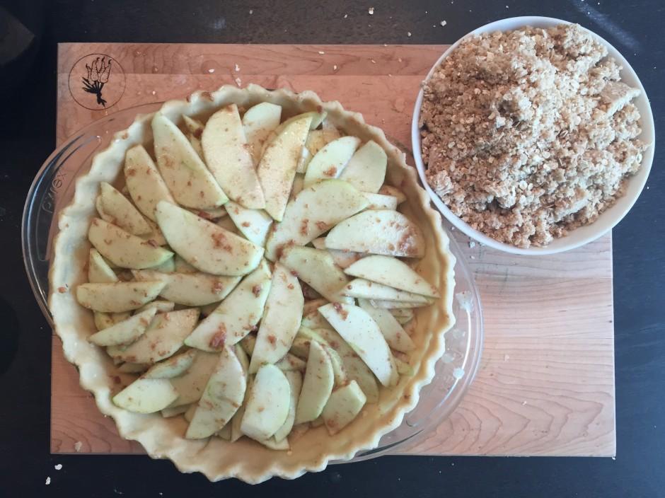 Apple Pie Assembled