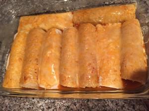 Enchiladas From Oven