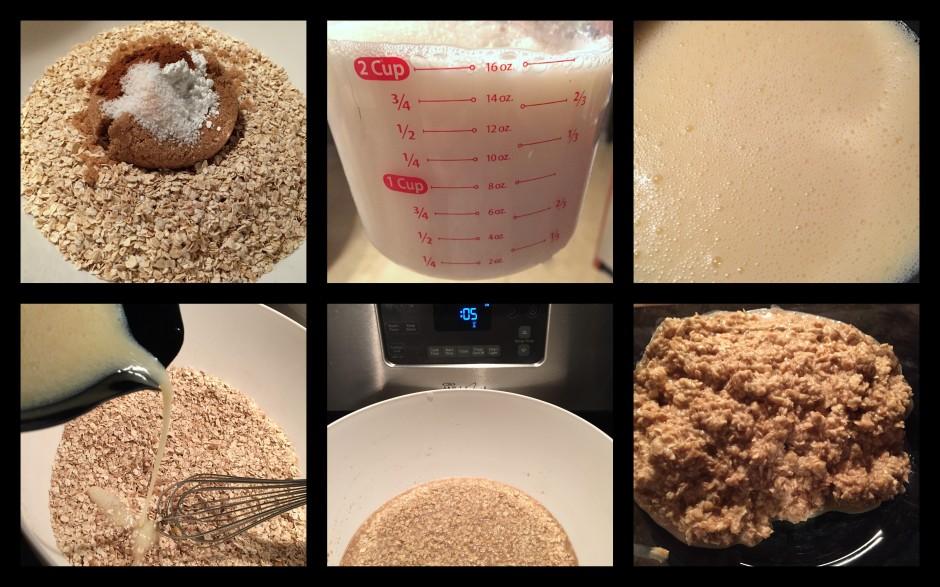 Oatmeal Muffins Mix